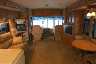 Living Room : 2007-WINNEBAGO-38J