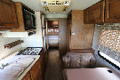 Living Room : 1986-WINNEBAGO-27FT