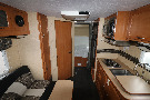 Living Room : 2008-CRUISER RV-XT190