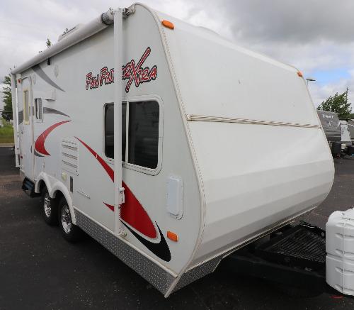 Cruiser Rv Fun Finder Rvs For Sale Camping World Rv Sales