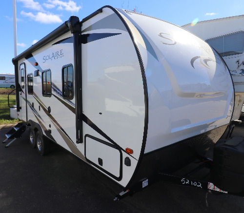 Forest River Solaire 205ss Rvs For Sale Camping World Rv