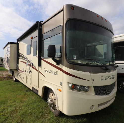 Exterior : 2016-FOREST RIVER-364TS