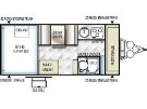 Floor Plan : 2018-FOREST RIVER-A212HW