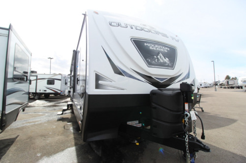 Exterior : 2020-OUTDOORS RV-280RKS