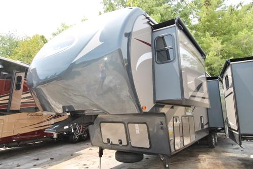 New 2016 Forest River Sandpiper 35ROK Fifth Wheel For Sale