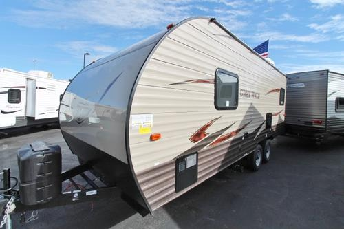 New 2016 Forest River Grey Wolf 20RDSE Travel Trailer For Sale