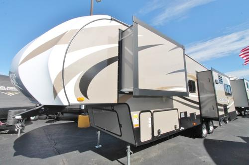New 2016 Heartland NORTH PEAK 28TS Fifth Wheel For Sale