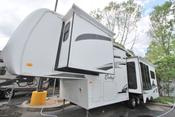 Used 2008 Forest River Cardinal 30TS Fifth Wheel For Sale