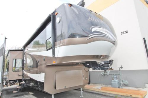 Used 2011 Coachmen BROOKSTONE 366RE Fifth Wheel For Sale