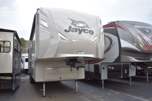 Bedroom : 2019-JAYCO-317RLOK