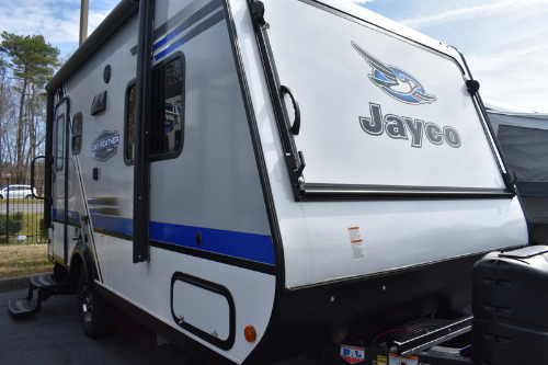 Bedroom : 2019-JAYCO-X17Z