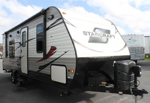 New 2016 Starcraft AUTUMN RIDGE 235FB Travel Trailer For Sale