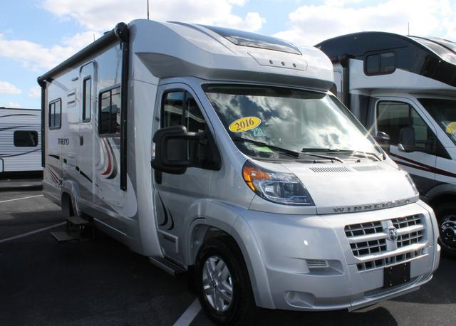 Buy a New Winnebago TREND in Summerfield, FL.