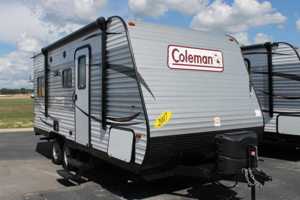 New 2017 Coleman Coleman Light 2915rk Travel Trailer For ...