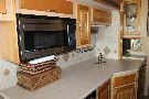 Kitchen : 2006-FOREST RIVER-410QS