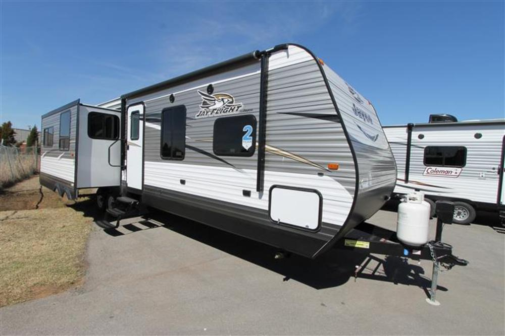 2016 Jayco Jay Flight 33rlds Camping World Of Oklahoma