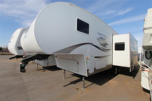 Used 2007 Keystone Copper Canyon 267FWSL Fifth Wheel For Sale