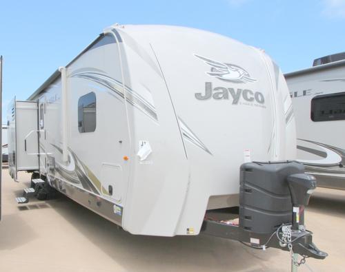 Exterior. Jayco Eagle Ht RVs for Sale   RVs near Oklahoma City