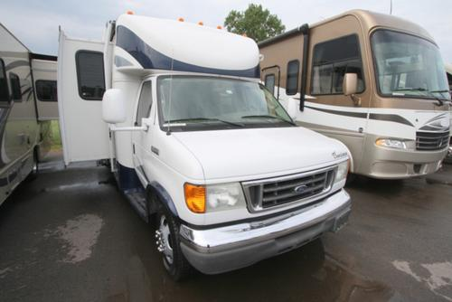 Exterior : 2007-COACHMEN-M-300 TS-FORD