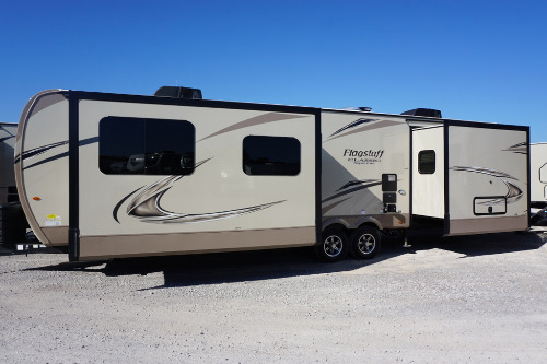 908b3d93ad Forest River Flagstaff Classic Super Lite 831CLBSS RVs for Sale ...