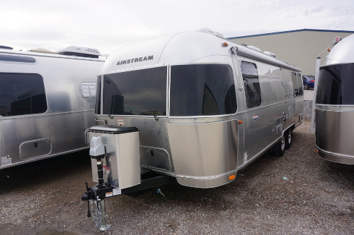 Exterior : 2019-AIRSTREAM-27FB QUEEN