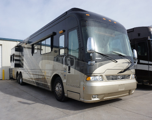 RV : 2006-COUNTRY COACH-525