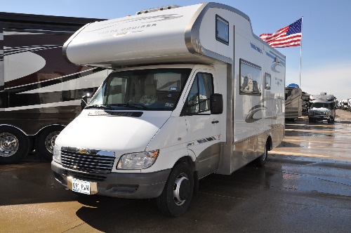 New Or Used Class B Motorhomes For Sale Camping World Rv Sales