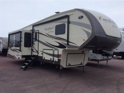 RV : 2018-FOREST RIVER-3350RLX