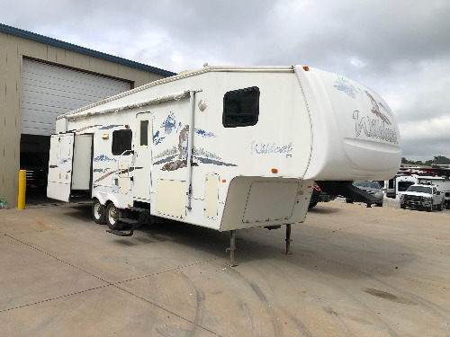 RV : 2007-FOREST RIVER-30LSWB