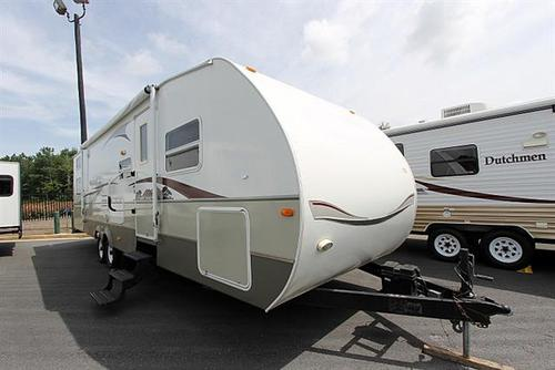 Used 2007 Keystone Sydney 31RQS Travel Trailer For Sale