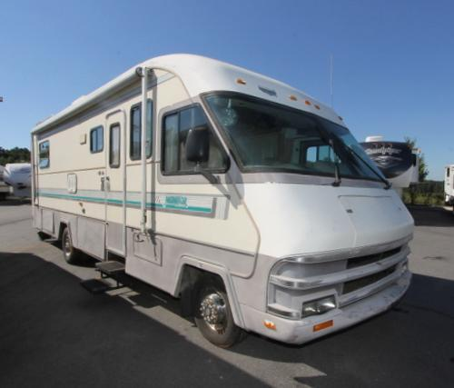 Used 1991 Holiday Rambler Monitor 31 Class A - Gas For Sale