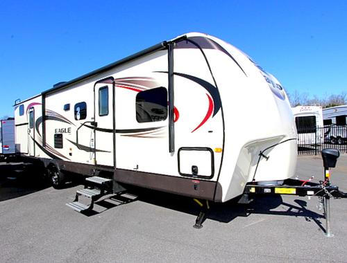 Beautiful 2014 Jayco Eagle 324 BTS For Sale Mankato MN Cylinder