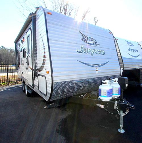 Used 2015 Jayco Jay Flight 19RD Travel Trailer For Sale