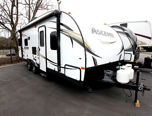 2015 EVERGREEN Ascent