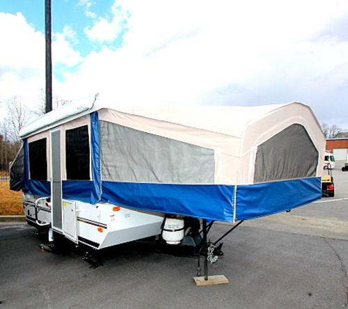Used 2012 Forest River Flagstaff 227 Pop Up For Sale