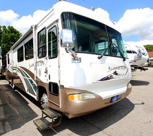 2000 Tiffin Allegro Bus