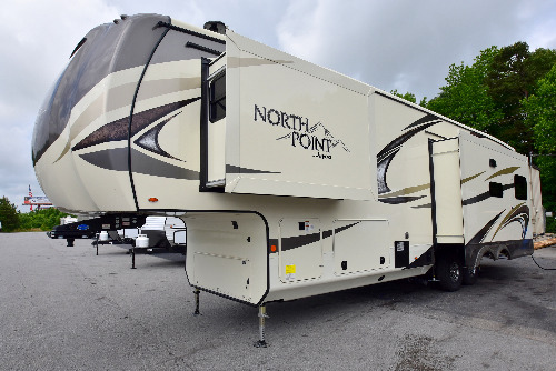 Jayco North Point RVs for Sale - Camping World RV Sales on