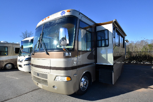 Exterior : 2005-HOLIDAY RAMBLER-37PST FORD