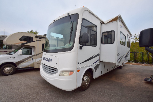 Exterior : 2007-COACHMEN-350DS