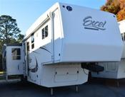 Used 2008 PETERSON IND. Excel 36FLR Fifth Wheel For Sale