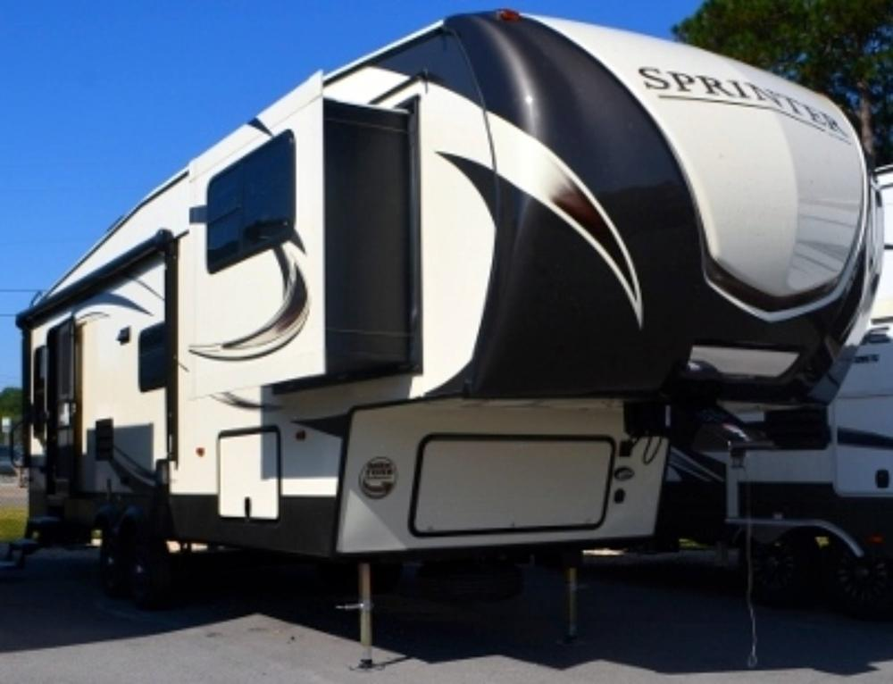 2017 Keystone Sprinter 269fwrls Camping World Of Panama