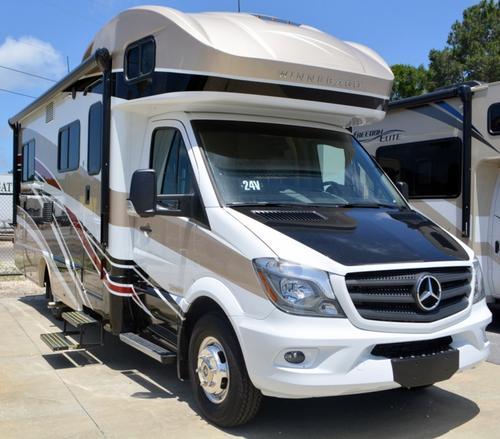 Original 2016 Winnebago Navion 24G Class C RV For Sale In Thousand