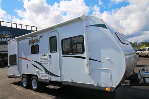 Used 2014 Pacific Coachworks ECON 20BBS Travel Trailer For Sale
