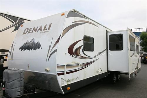 Used 2012 Dutchmen Denali 265RL Travel Trailer For Sale