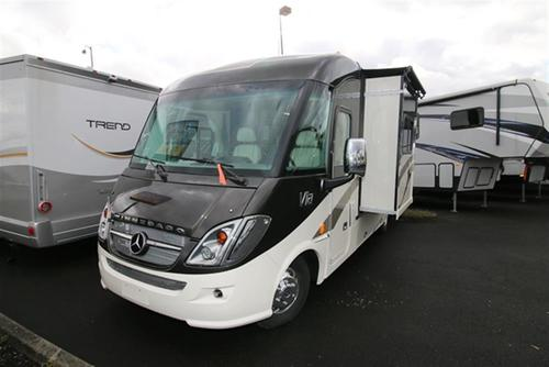 New 2016 Winnebago VIA 25T Class A - Diesel For Sale