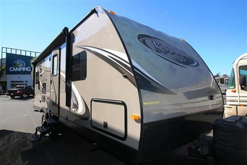 Used 2013 Dutchmen Kodiak 242RESL Travel Trailer For Sale