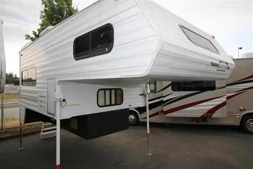 Used 2006 Pastime PASTIME 980SC Truck Camper For Sale