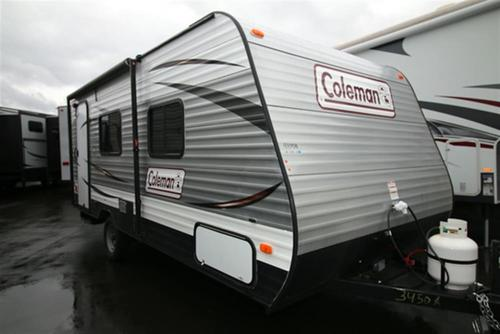 New 2016 Coleman Coleman CTS16FBWE Travel Trailer For Sale