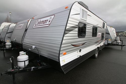 New 2016 Coleman Coleman CTS17FQWE Travel Trailer For Sale