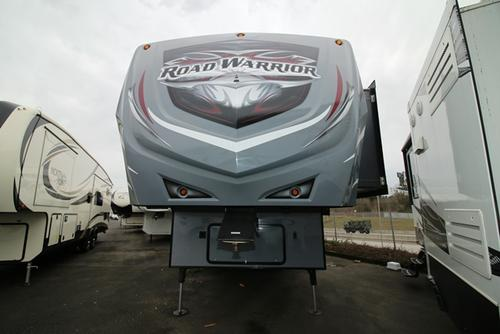 2013 Heartland Road Warrior